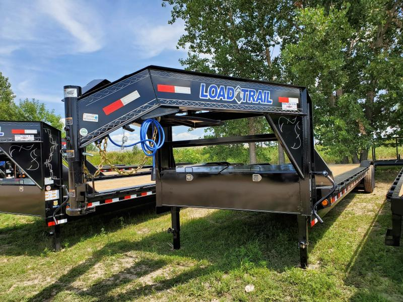 2021 Load Trail 102x36 Tandem Axle Gooseneck Carhauler Equipment Trailer
