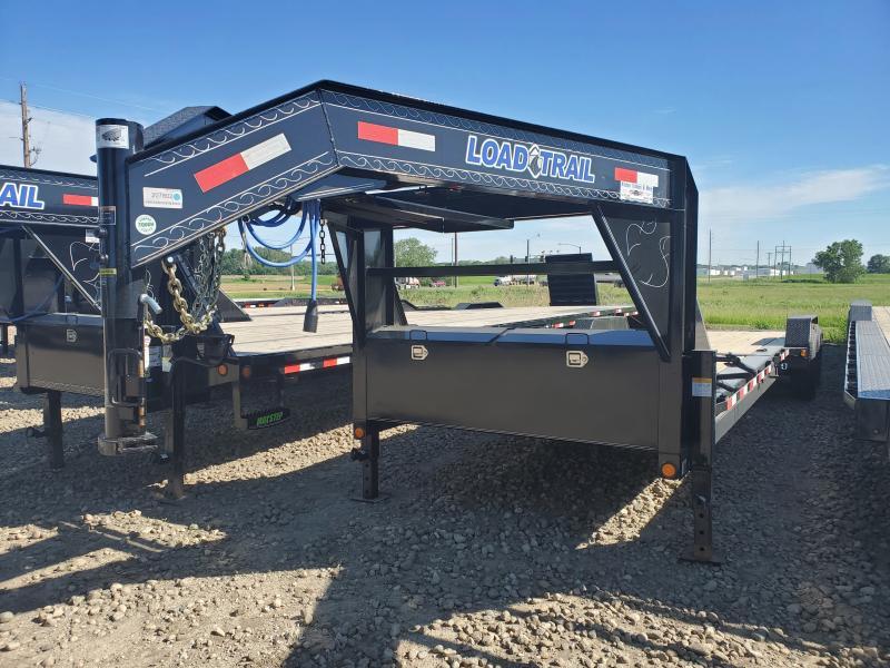 2020 Load Trail 83x24 Tandem Axle Tilt-N-Go Gooseneck Equipment Trailer