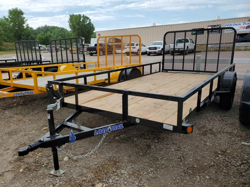 2021 Load Trail 83x14 Single Axle Utility Trailer