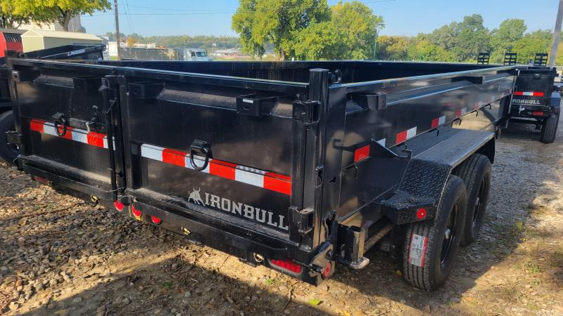 2022 Norstar Ironbull 83x16 Tandem Axle Dump Trailer