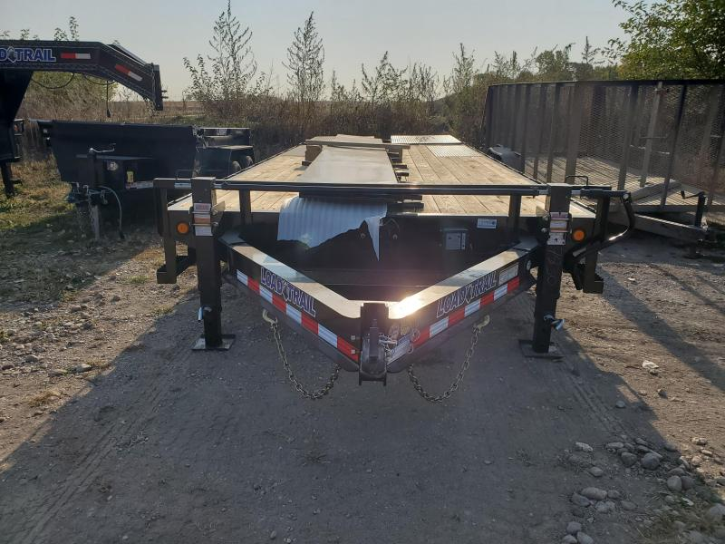 "2021 Load Trail 102"" x 24' Dual Axle Flatbed Trailer"