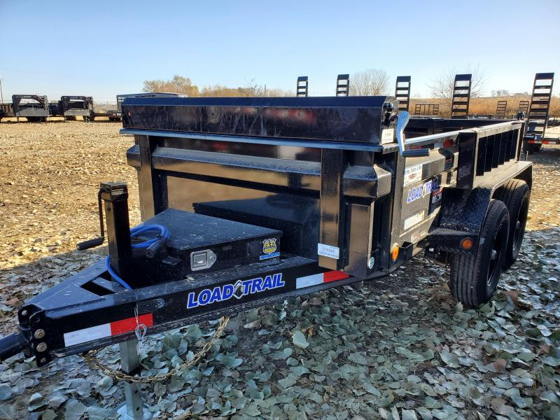 "2021 Load Trail 60""X10' TANDEM AXLE Dump Trailer"