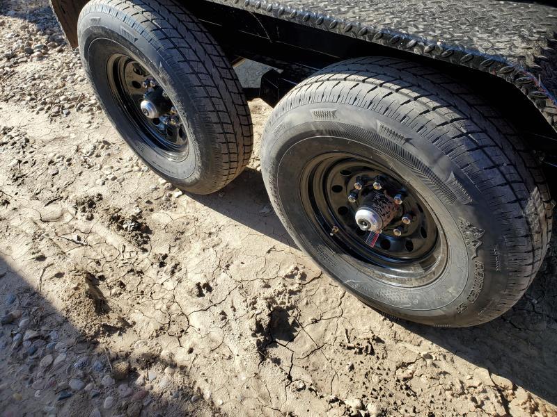 "2021 Load Trail 83""X12' TANDEM AXLE GOOSENECK Dump Trailer"