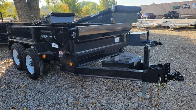 2022 Norstar Ironbull Tandem Axle Dump Trailer