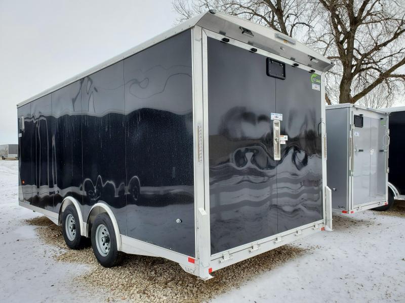 2021 NEO Trailers 8.5x20 tandem axle Enclosed Cargo Trailer