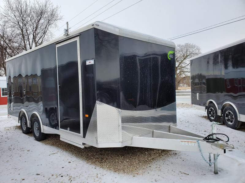 2021 NEO Trailers 8.5x20 tandem axle Enclosed Cargo Trailer