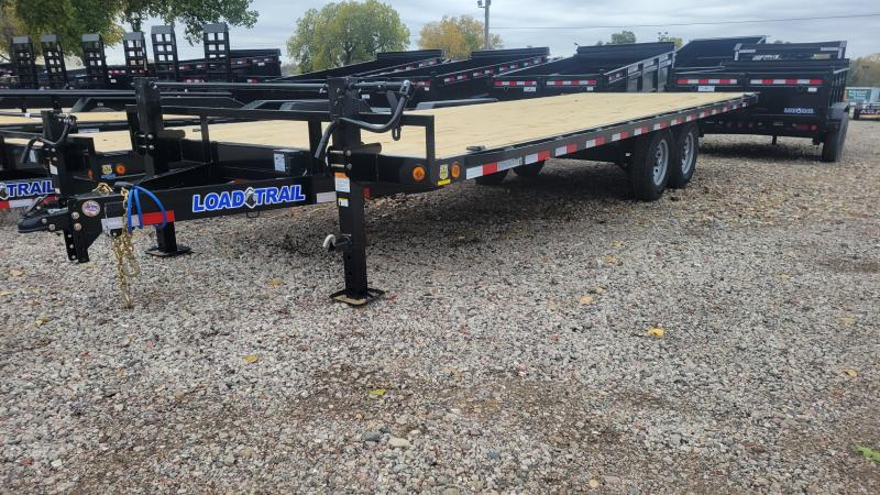 2022 Load Trail 102x24 Deck Over Flatbed Trailer
