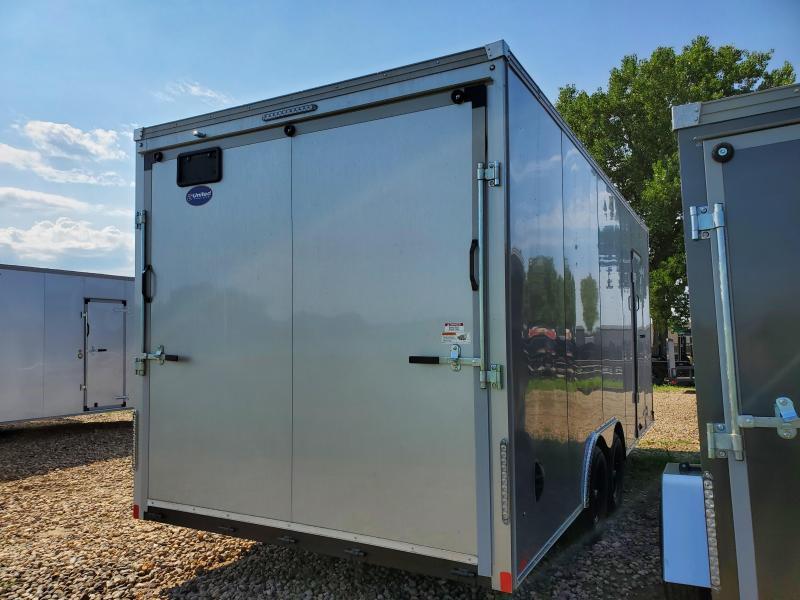 2021 United Trailers 8.5x20 Tandem Axle Enclosed Cargo Trailer