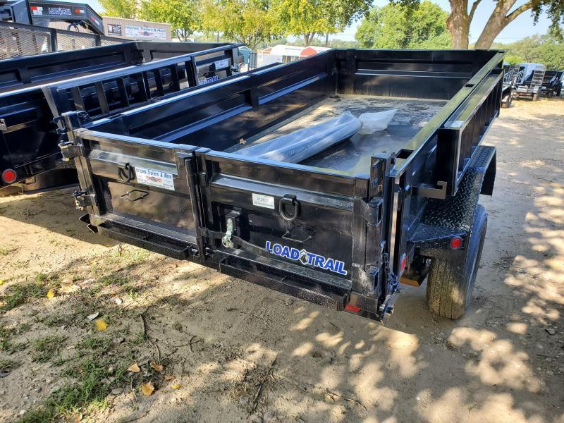 2021 Load Trail 60x10 Tandem Axle Dump Trailer