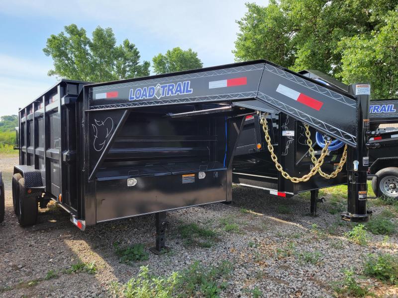 2021 Load Trail 83X 14 TANDEM AXLE Dump Trailer