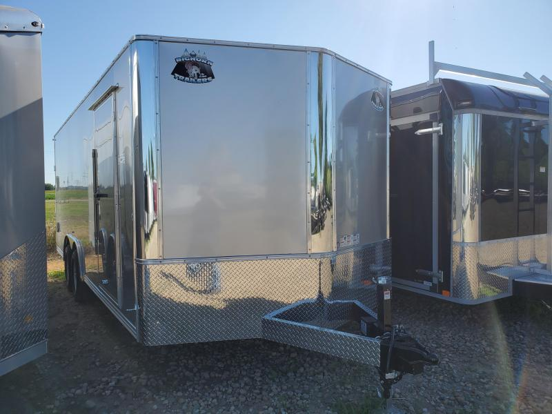 2021 Bighorn 8.5x20 Tandem Axle Enclosed Cargo Trailer