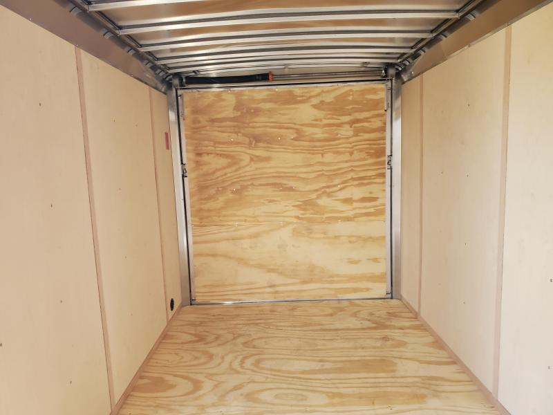 2021 NEO Trailers 7x14 Aluminum Enclosed Cargo Trailer