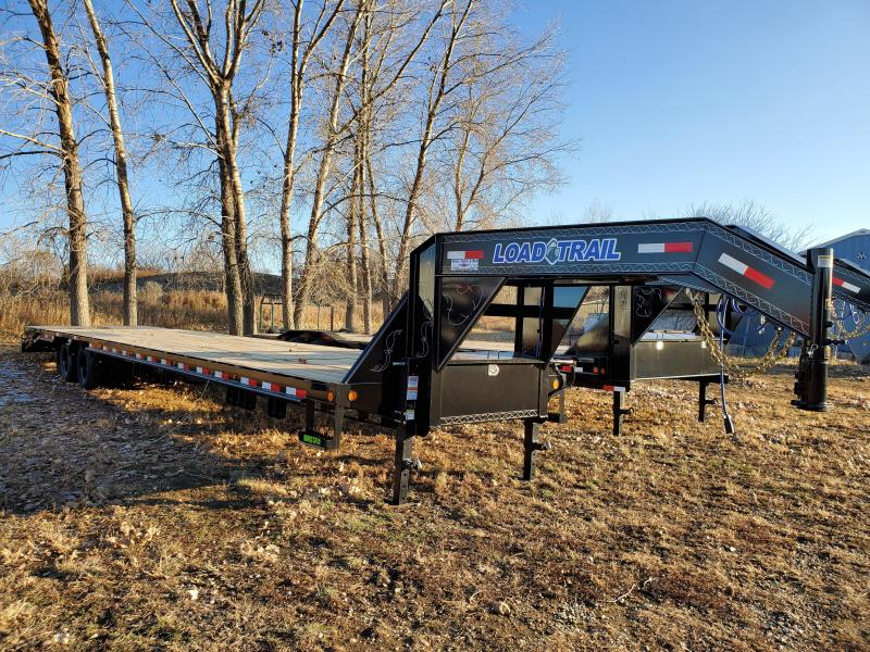 "2021 Load Trail 102""x 40' Dual Axle Flatbed Trailer"