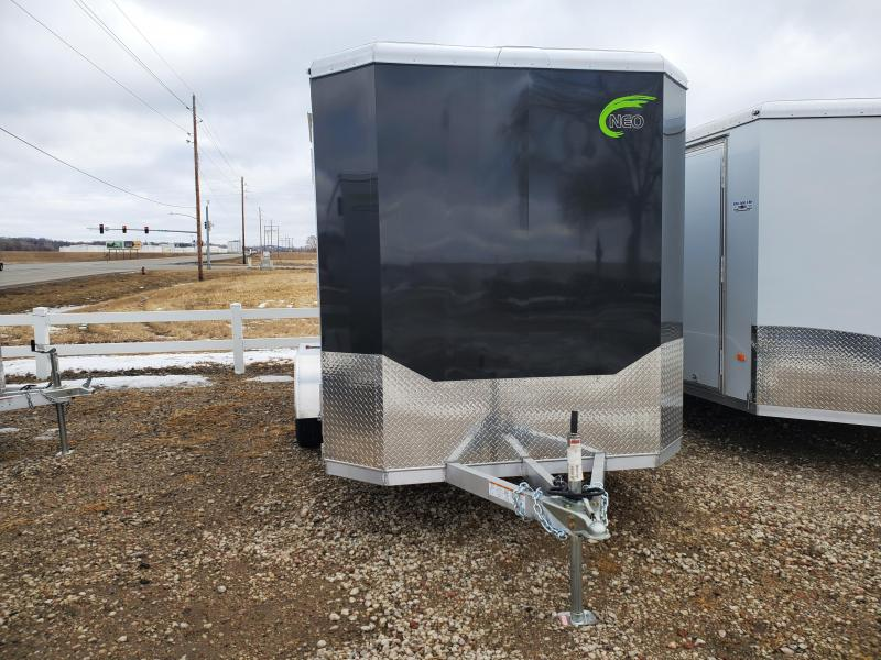 2021 NEO Trailers 7X14 TANDEM AXLE Enclosed Cargo Trailer