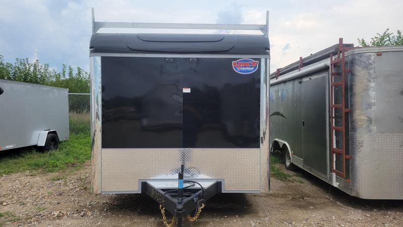 2022 United Trailers 8.5x16 Contractor Tool Crib Trailer Enclosed Cargo Trailer
