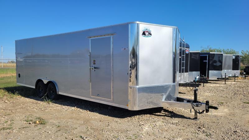 2022 Bighorn 8.5x24 Tandem Axle Enclosed Cargo Trailer