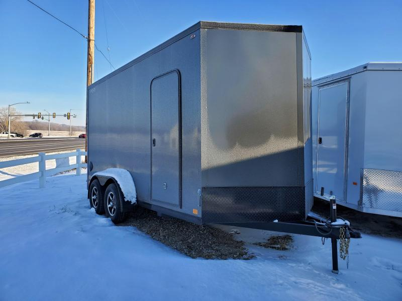 2021 Legend Trailers 7x16 Aluminum Enclosed Cargo Trailer