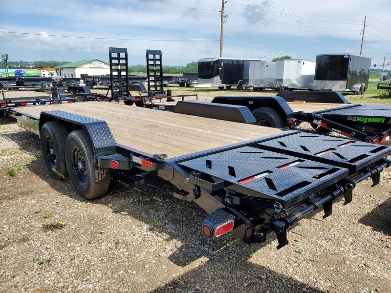 """2021 Norstar 83""""X22' TANDEM Equipment Trailer"""