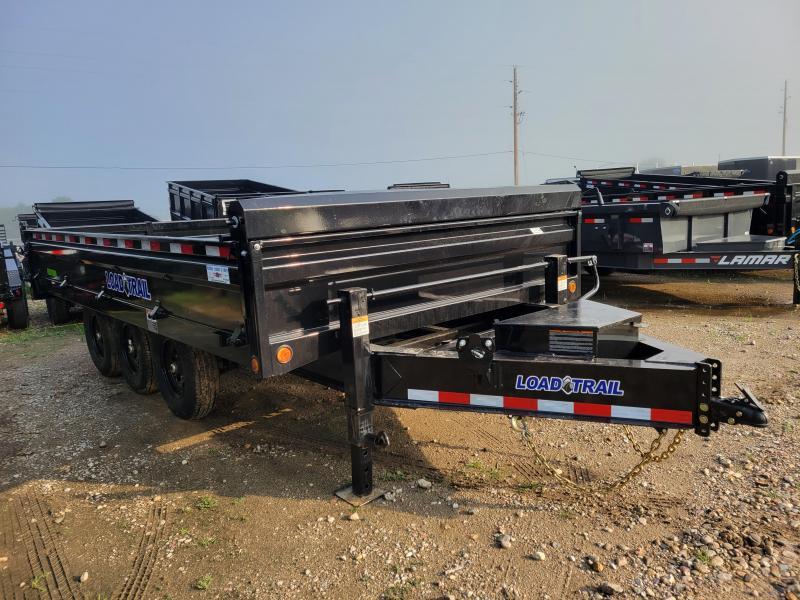 2021 Load Trail 96x16 Deck Over Dump Trailer