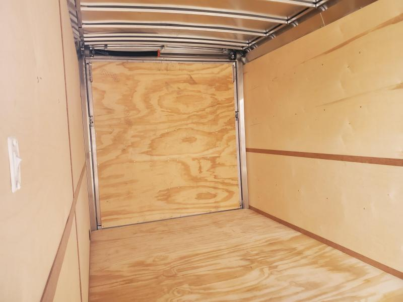 2021 NEO Trailers 7X16 TANDEM AXLE Enclosed Cargo Trailer