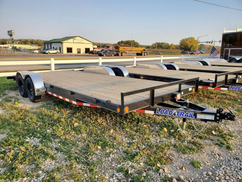 "2020 Load Trail 83"" X 20' TANDEM AXLE CARHAULER Equipment Trailer"