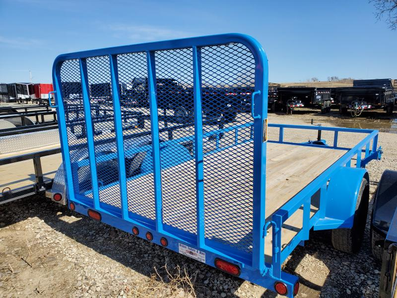 2020 Load Trail 77x12 Single Axle Utility Trailer