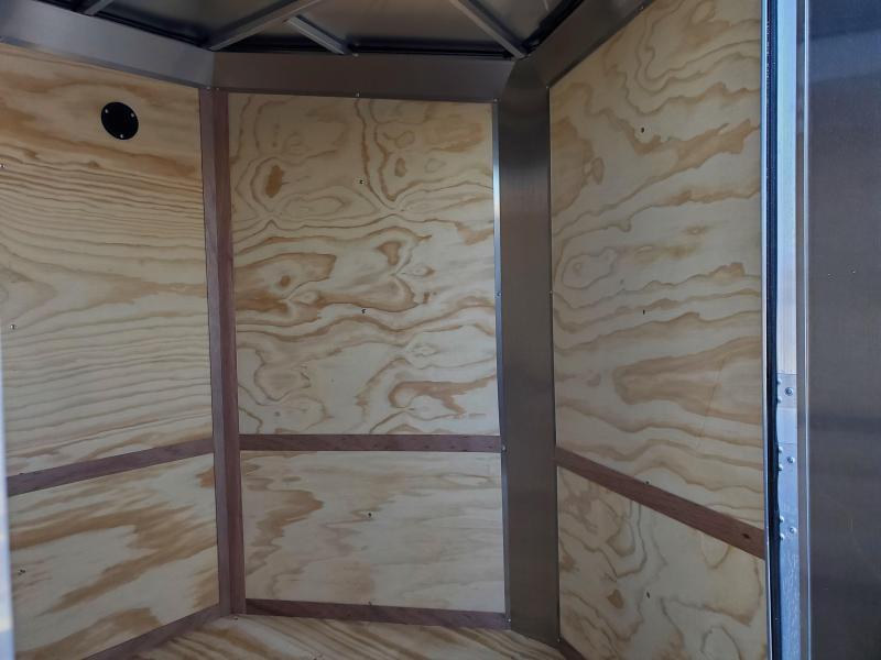 2021 NEO Trailers 6X12 SINGLE AXLE Enclosed Cargo Trailer