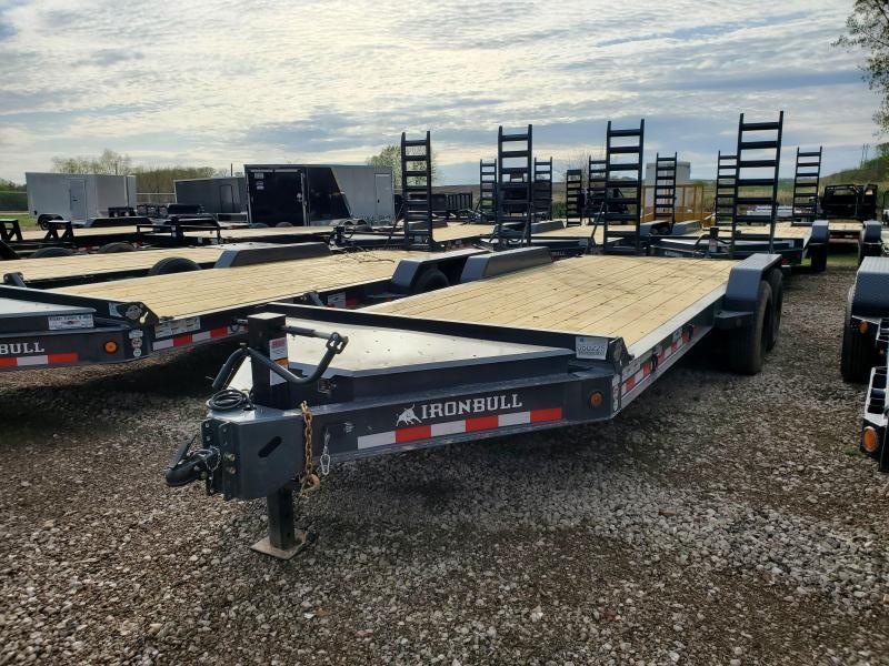 2021 Norstar Ironbull 83x20 Equipment Trailer