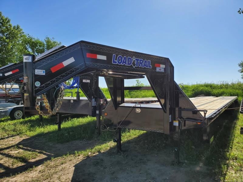 2020 Load Trail 102x40 Low Pro Gooseneck Flatbed Trailer