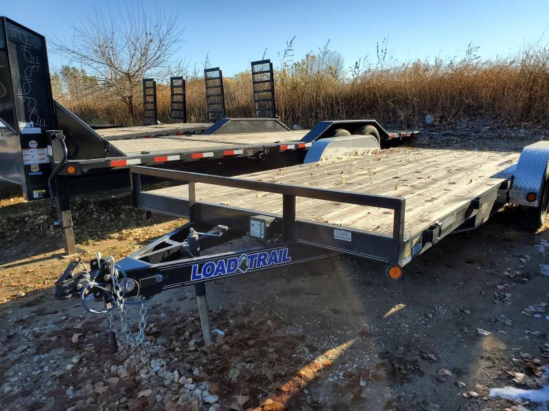 "2020 Load Trail 83""x18' Utility Trailer"