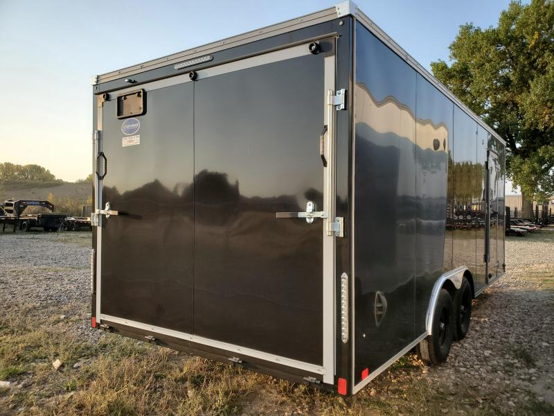 2021 United Trailers 8.5' x 20 Tandem Axle Enclosed Cargo Trailer