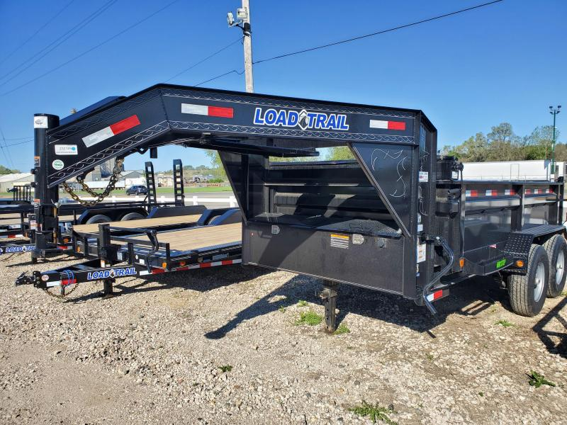 2021 Load Trail 83X12 Dump Trailer