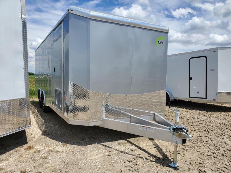 2021 NEO Trailers 8.5x24 Tandem Axle Enclosed Cargo Trailer
