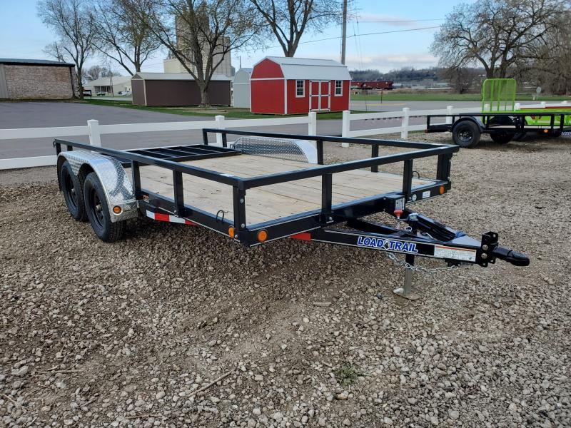 2021 Load Trail 83x14 Tandem Axle Utility Trailer