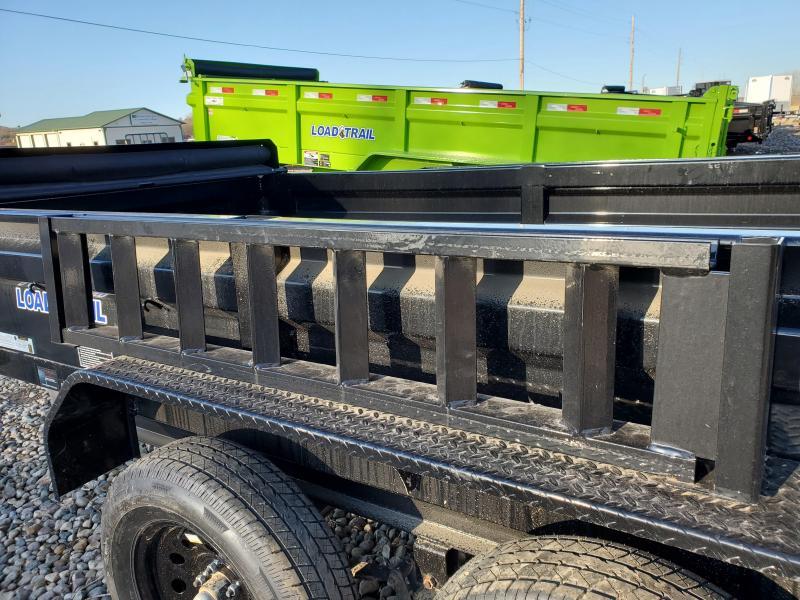 """2021 Load Trail 60""""X10' TANDEM AXLE Dump Trailer"""