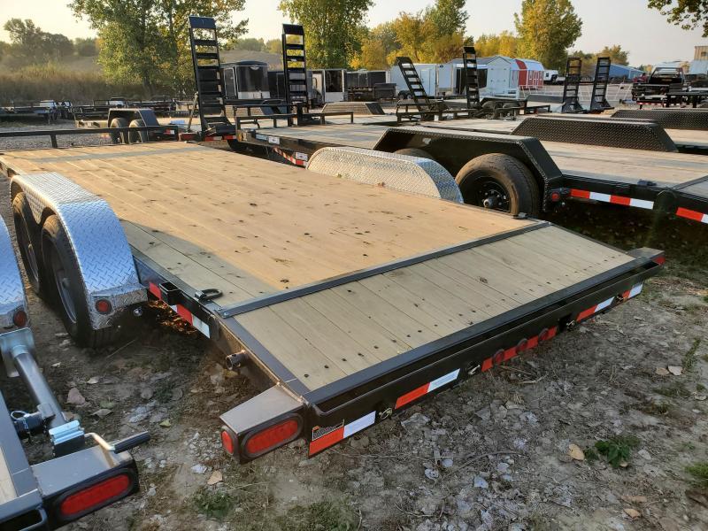 "2021 Load Trail 83"" x 20 Tandem Axle Equipment Trailer"