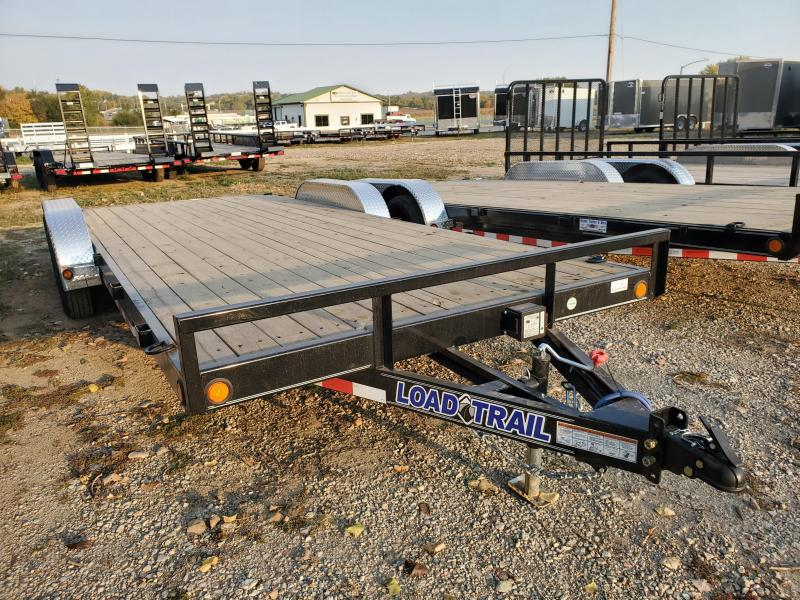 "2021 Load Trail 83"" x 20 Tandem Axle Equipment Trailer"