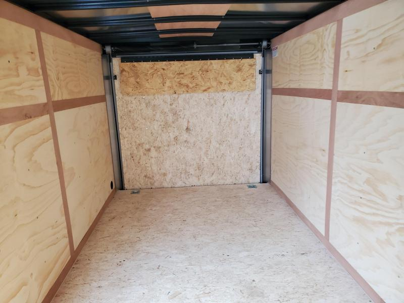 2021 United Trailers 7x14 tandem axle Enclosed Cargo Trailer
