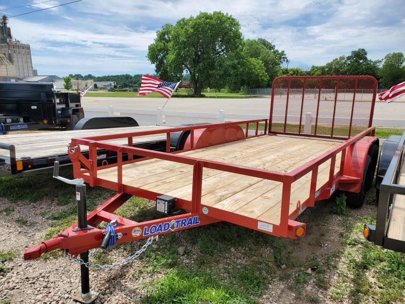 2020 Load Trail 83x16 Tandem Axle Utility Trailer