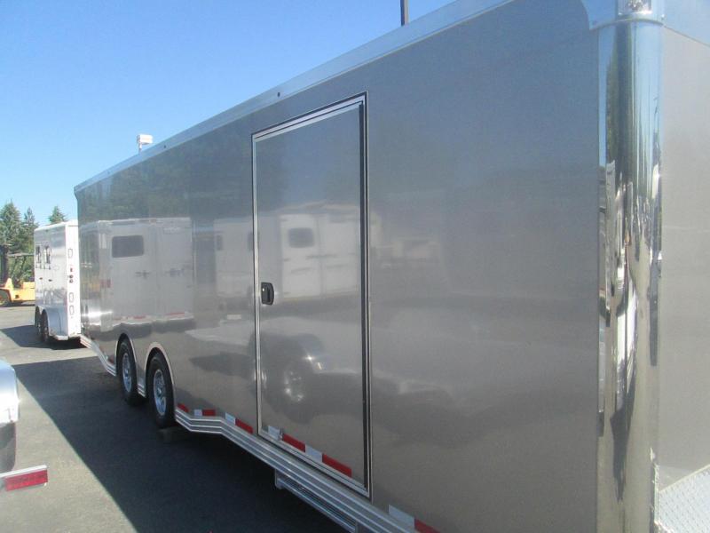2022 Featherlite 4410 Car / Racing Trailer