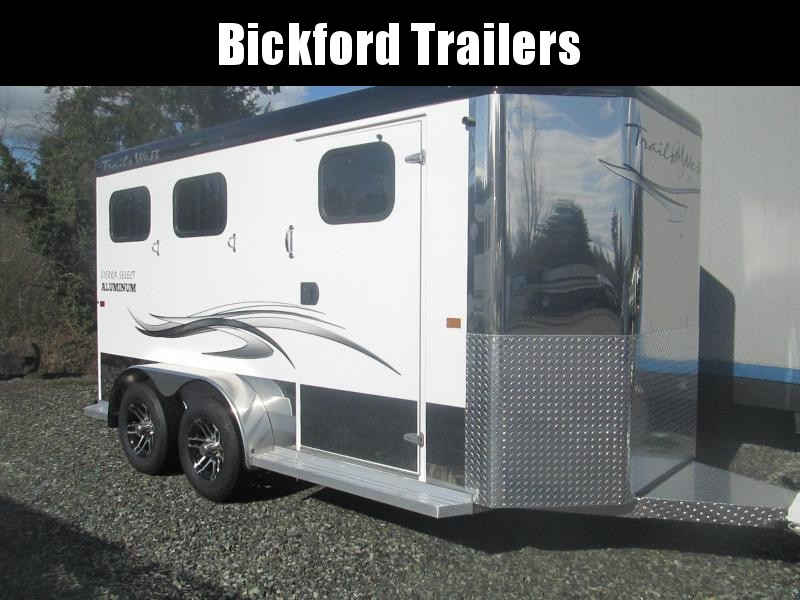 2021 Trails West Sierra Select II Horse Trailer