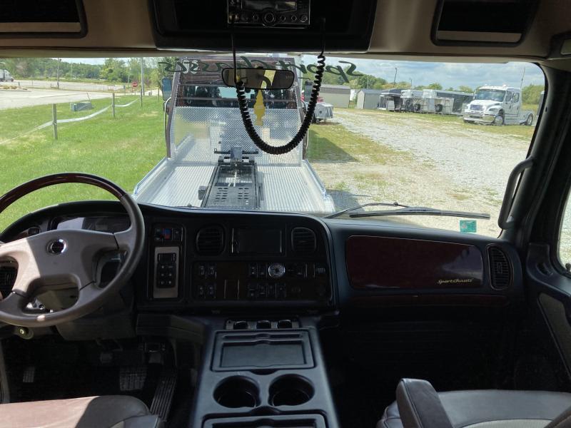 2015 Freightliner SportChassis Truck