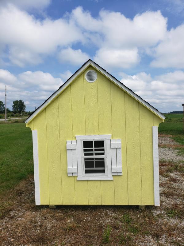2021 Amish Play House  6x8