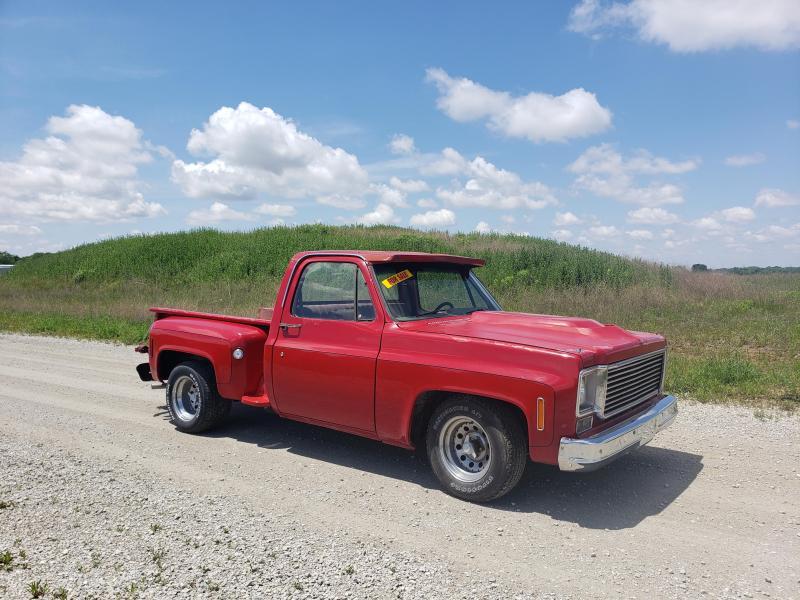 1977 GMC Step Side 1500 Truck