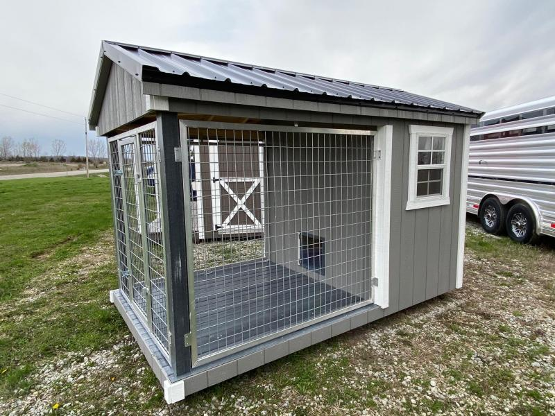 2021 Dog Kennel       6 X 10
