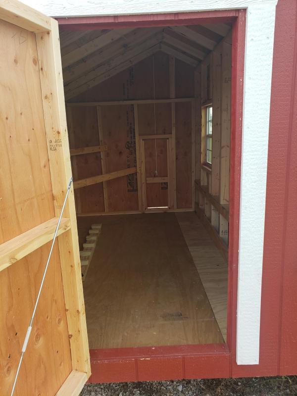 2021 Amish Chicken Coop
