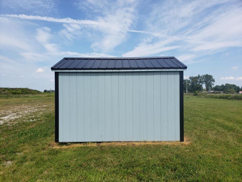 2021 Amish Built Utility Barn                                                              8 x 12