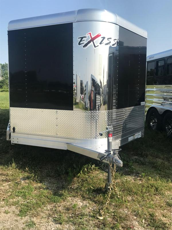 2019 Exiss Exhibitor 820W 8 Pen Trailer ** 8 wide