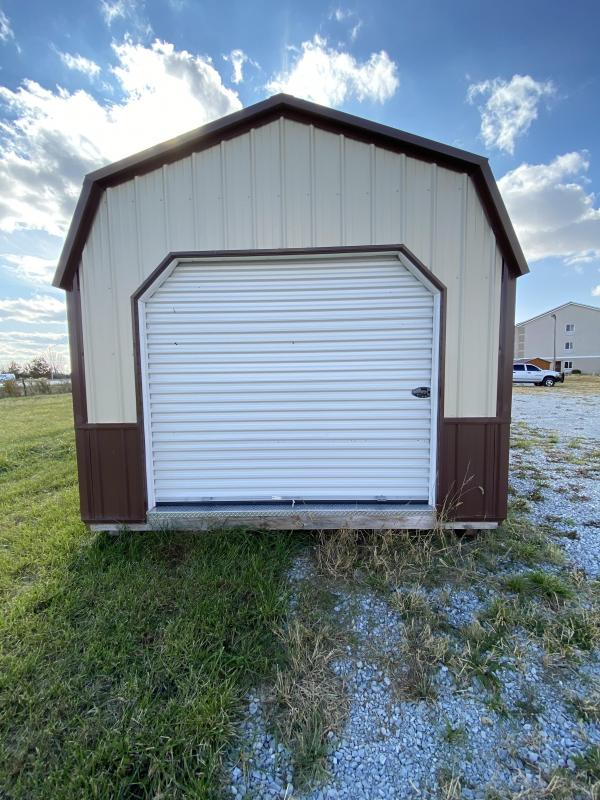 2019 12x32 Lofted Barn Garage *Metal*