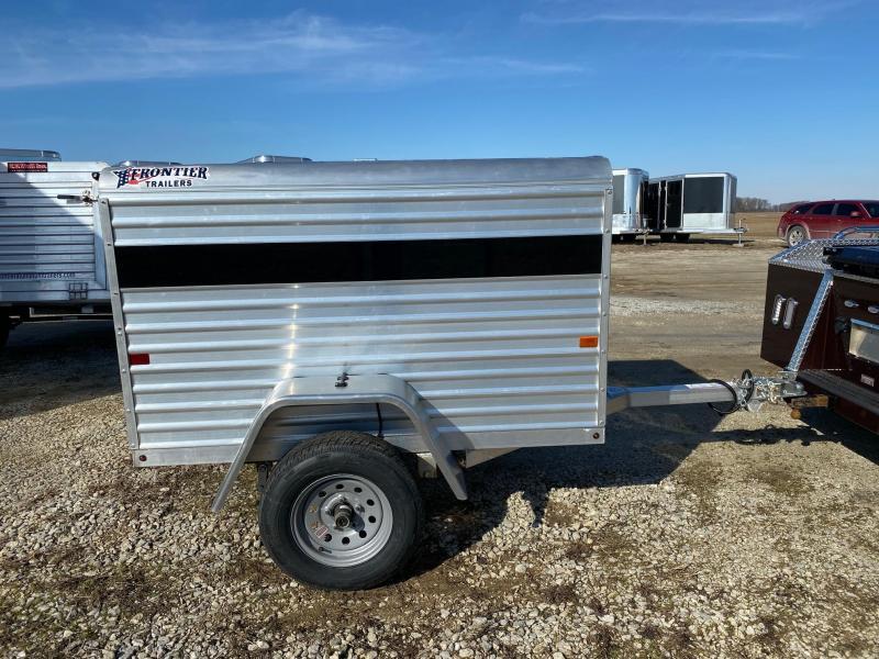 2020 Frontier Livestock Box Livestock Trailer
